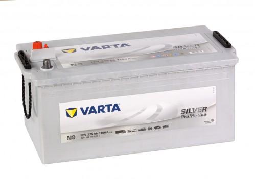 Autobaterie VARTA PROMOTIVE SILVER 225Ah 12V, N9