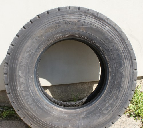 "GOOD YEAR ""omnitrac mss2"" 315/80 R22,5"