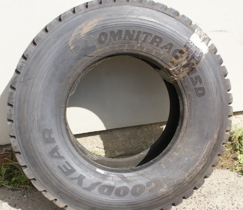 "GOOD YEAR ""omnitrac msd"" 315/80 R22,5"