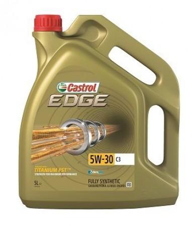 Olej CASTROLL 5W-30 edge 5l
