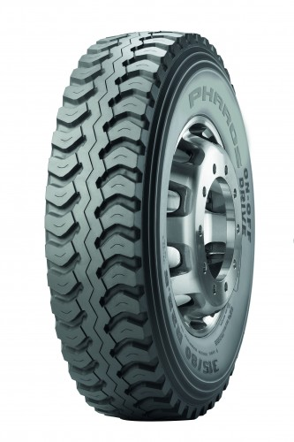 PHAROS 315/80 R22,5 ON/OFF DRIVE záběrová