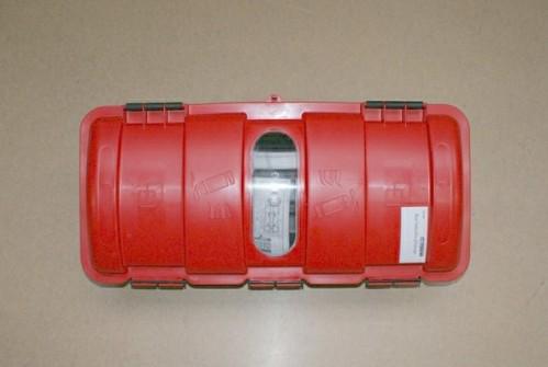 Box hasicího přístroje
