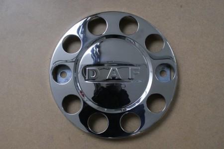 Poklice nerez s nápisem DAF