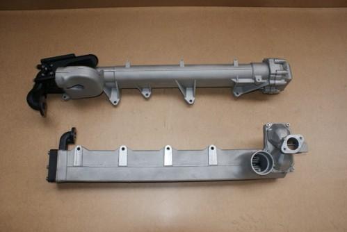 Modulátor výfukových plynů