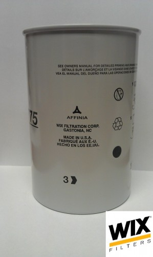 Filtr separátor FH12 WIX 533775