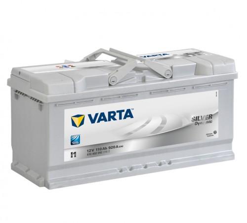 Autobaterie VARTA SILVER Dynamic 12V 100Ah 830 (EN)