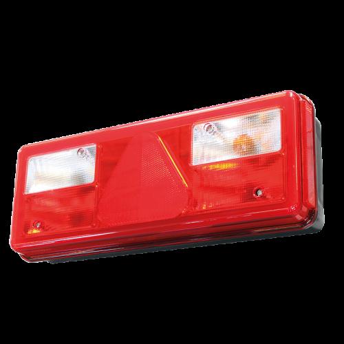 Světlo koncové TM 10 Hybrid Trailer Ermax pravé