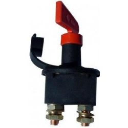 Vypínač baterií 24V/100A s klíčkem