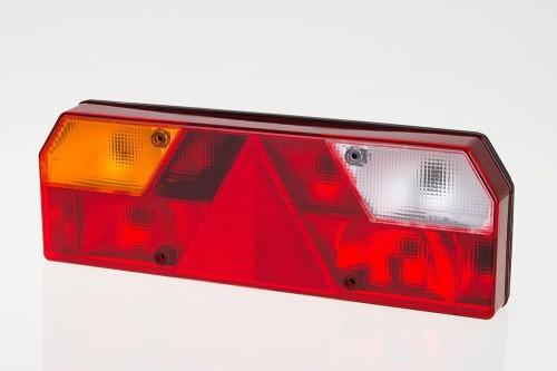 Zadní lampa aspock euro 1 levá